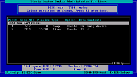How to Migrate Linux Disk Partitions to LVM   Storix Software
